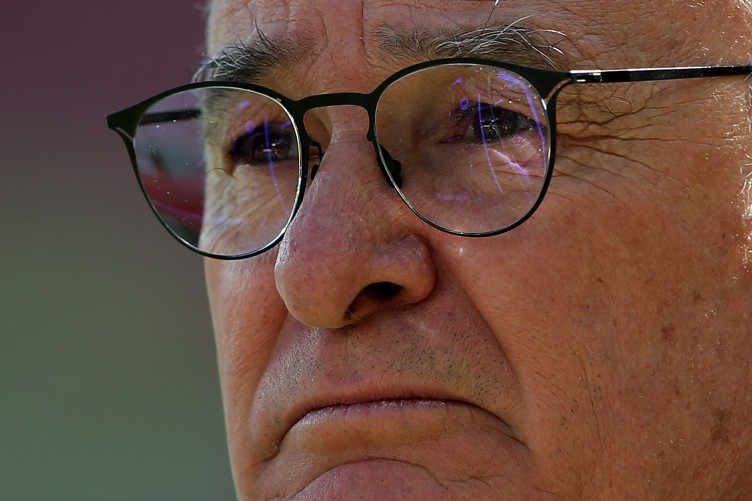 Image result for ranieri crying