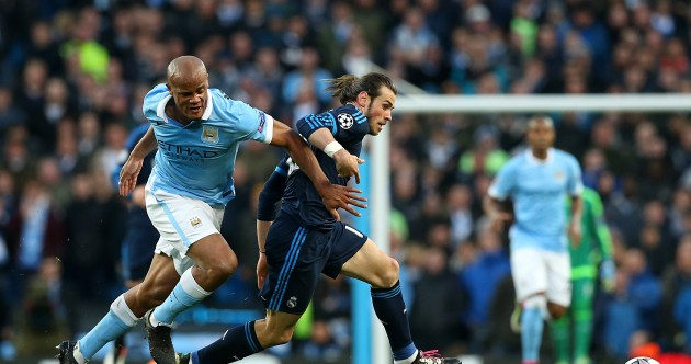 As it happened: Manchester City v Real Madrid, Champions League semi-final 1st leg