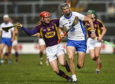 Shanahan has played a central role in Waterford's run to the final.