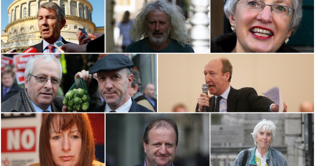 Which Independents are open to talking to Enda Kenny?