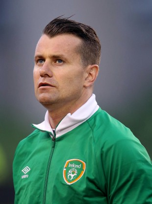 Shay Given will be 40 by the time Euro 2016 starts.