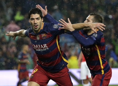 Luis Suarez and co will be looking to bounce back from last weekend's defeat to Real Madrid.