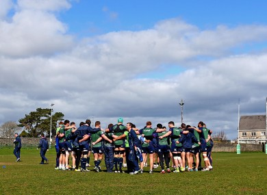 Connacht: home semi-final if they win in France on Saturday.