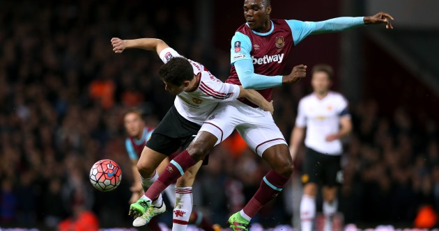 As it happened: West Ham v Manchester United, FA Cup quarter-final replay