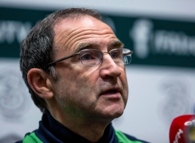 Martin O'Neill will confirm his 23-man Euro 2016 squad on Tuesday after the Belarus game.
