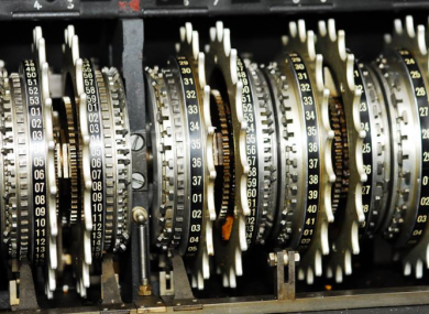 The Lorenz cipher machine was used by Hitler to send message his top generals
