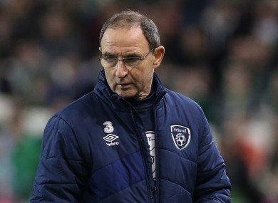 O'Neill has yet to agree a new contract.