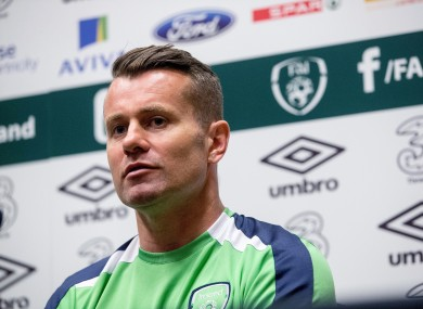 Shay Given has 133 Ireland caps.