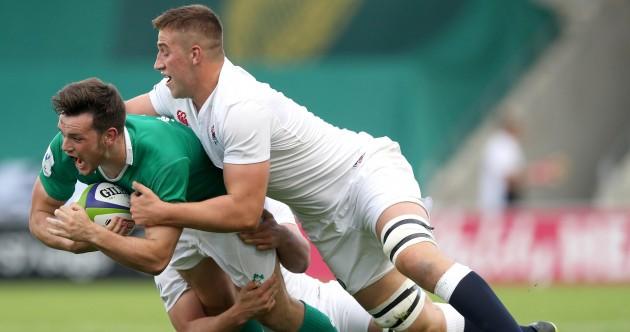 As it happened: England v Ireland, World Rugby U20 Championship final