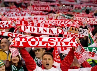 Poland will face Northern Ireland at Euro 2016.