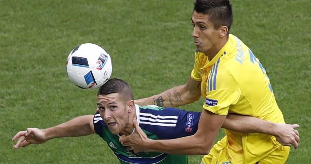 As it happened: Northern Ireland v Ukraine, Euro 2016