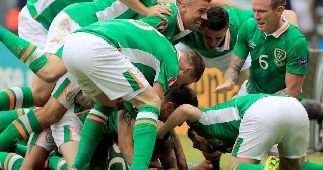 As it happened: Ireland v Sweden, Euro 2016