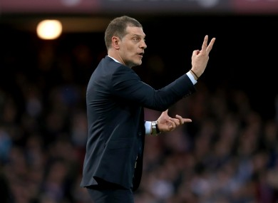 West  Ham manager Slaven Bilic will be looking at some summer recruits during Euro 2016.