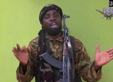 File photo of Abubakar Shekau.