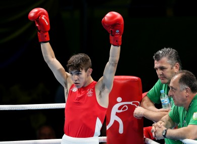 Job done for Conlan.
