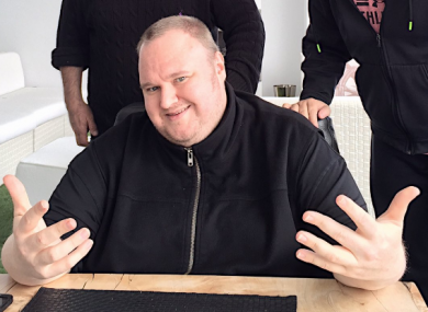 The US claims Dotcom cost the film industry more than $500 million.