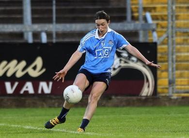 Sínead Aherne was the match-winner in Cavan this evening.