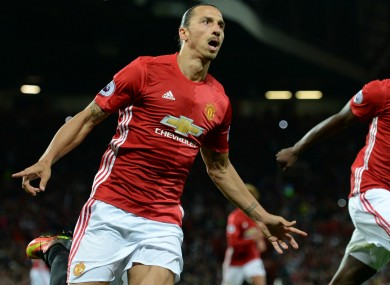 The Lilywhites could come up against Zlatan Ibrahimovic if they draw Man United.
