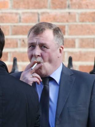 Russia's ambassador to Ireland Maxim Peshkov.