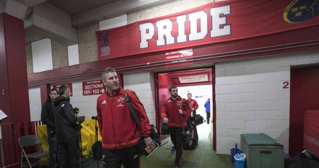 A day of raw emotion awaits for Munster at a passionate Thomond Park