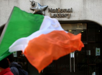 Lotto funding to good causes has dropped by over €70 million in
