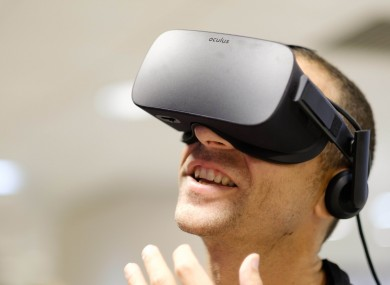 Facebook-owned VR giant Oculus has bought a six-year-old Cork startup