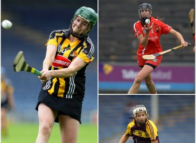 Denise Gaule, Orla Cotter and Kate Kelly are the senior players nominated.