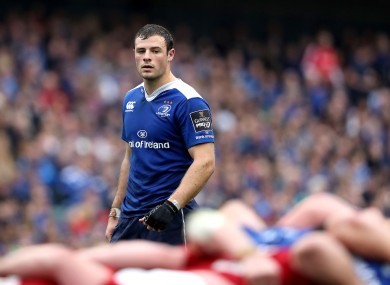 Henshaw returned to action today.