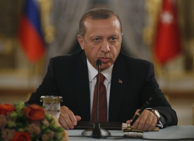 Turkey's President Recep Tayyip Erdogan  has come under criticism before for his harsh reaction to those involved in the failed coup.