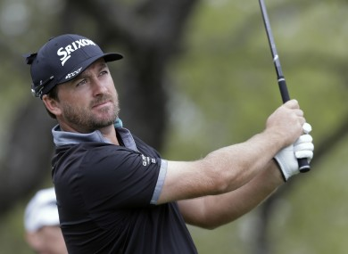 McDowell just about managed to make the weekend.