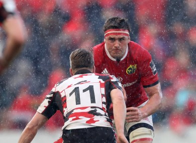 CJ Stander has spoken about improving even more with Munster and Ireland.