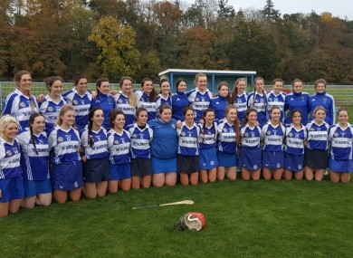 Thomastown are looking to continue an exceptional year for Kilkenny camogie.
