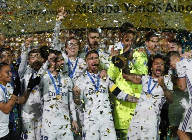 1dadf5622c5 Ronaldo makes history and saves the day as Real Madrid win Club World Cup