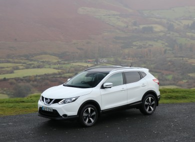 Review Ireland Loves The Nissan Qashqai So What S Its Secret Sauce