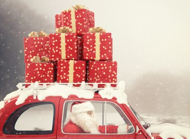 Driving Home For Christmas.Essential Tips To Destress And Stay Sane While Driving Home