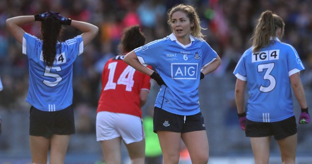 'As soon as the whistle went in Croke Park I knew I had to go again... I can't end it like this'