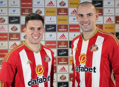 Oviedo alongside Gibson today.