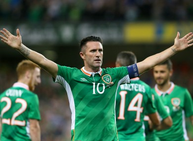 Keane is not short of offers after leaving the Galaxy.