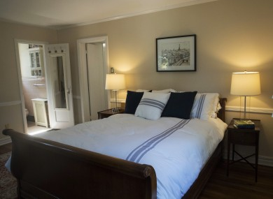 (File photo) Bedroom in new-build home.
