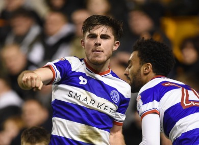 Queens Park Rangers' Ryan Manning has impressed of late.