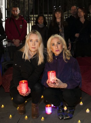 Sex Work Alliance Ireland members 