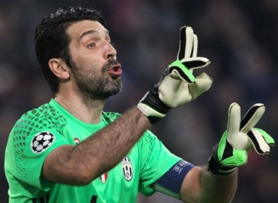 8a6d93a4bb1  Leicester are the team to avoid  - Buffon doesn t want to face Foxes in  Champions League