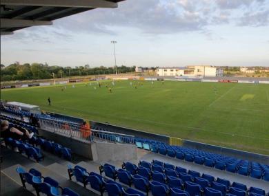 Athlone Town Stadium.