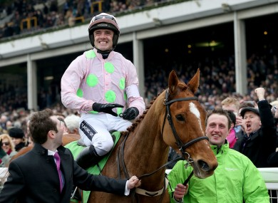 Ruby Walsh and Annie Power triumphed last year, who'll win this time?