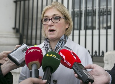 Moyagh Murdock said people had been let down by recent Garda revelations.