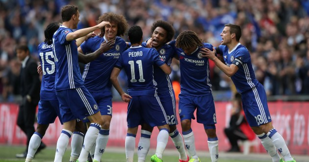 As it happened: Chelsea v Tottenham, FA Cup semi-final