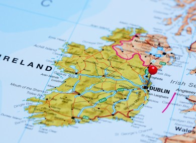 Detailed Road Map Of Ireland.Here Are The Things That Must Happen Before And After A United