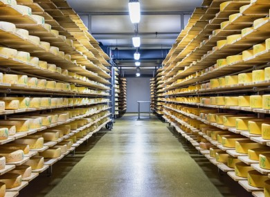 Man was crushed to death beneath forty tonnes of cheese