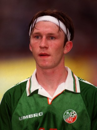 Trevor Molloy had some memorable times with Ireland at underage level before going on to star in the League of Ireland.