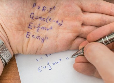 Poll: Have you ever cheated in an exam? · TheJournal ie